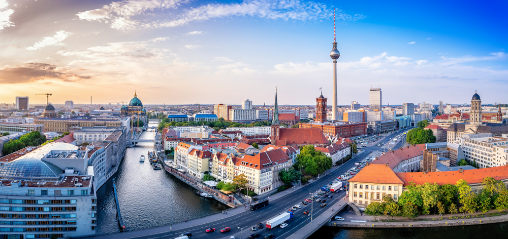ドイツ ベルリンで1か月の短期語学留学