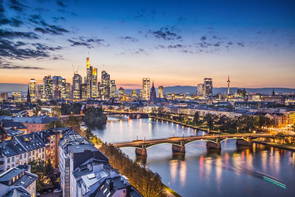 ドイツ フランクフルトで1か月の短期語学留学