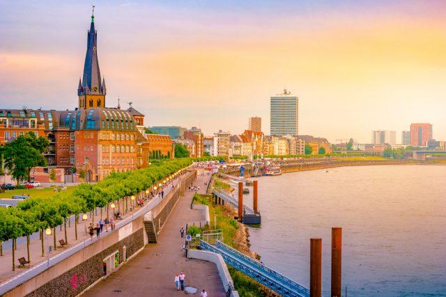 ドイツ デュッセルドルフで6か月の長期語学留学