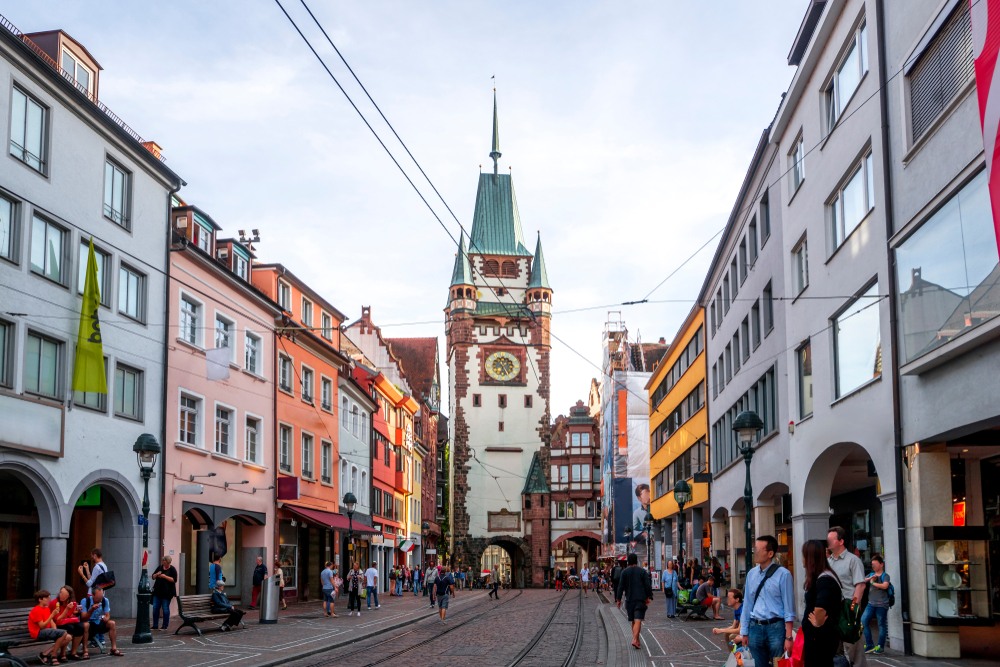 【長期留学】ドイツで6か月語学留学