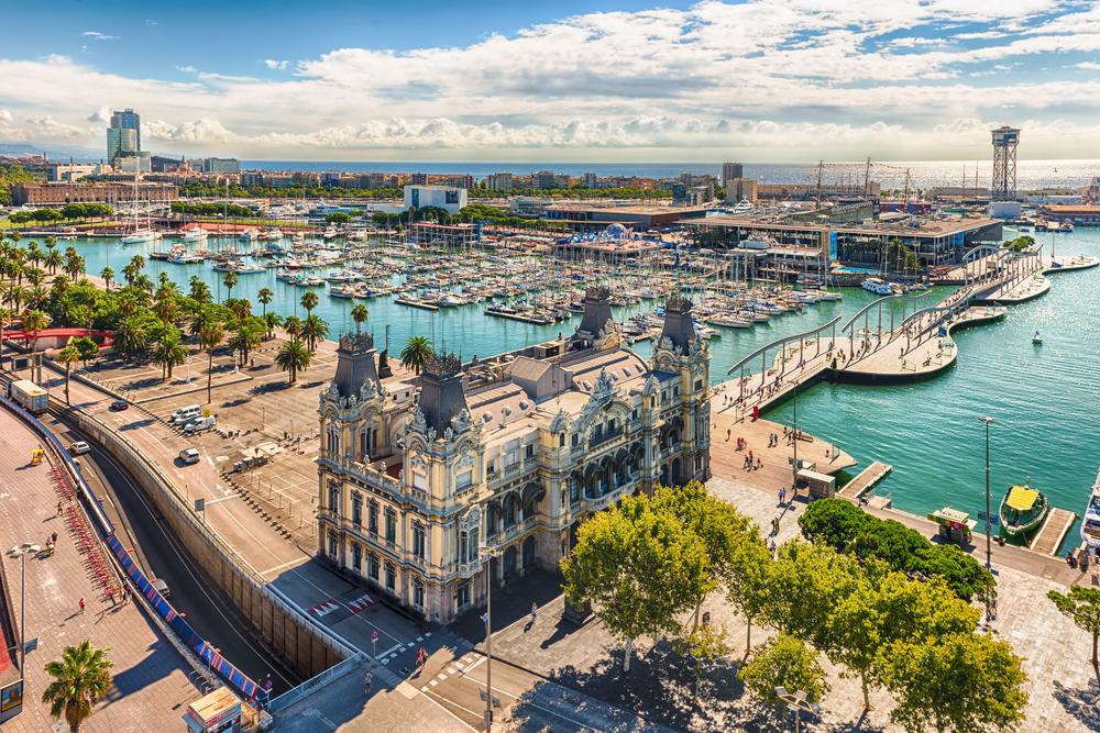 スペイン バルセロナで1か月の短期語学留学
