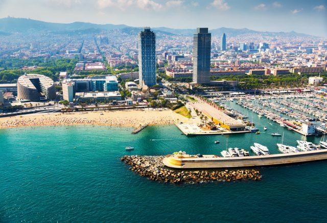 スペイン バルセロナで6か月の長期語学留学