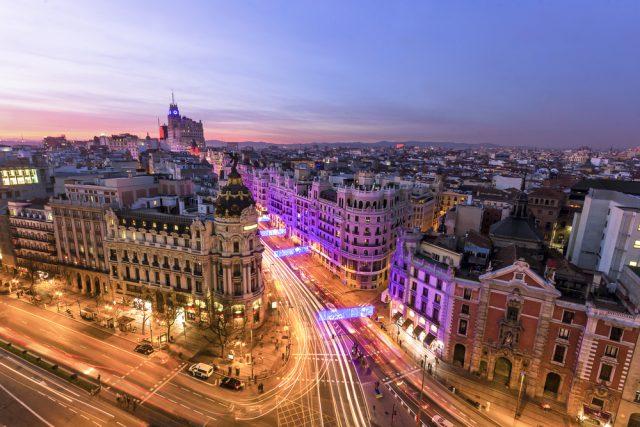 スペイン マドリードで6か月の長期語学留学