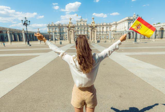 スペインで6か月の長期語学留学