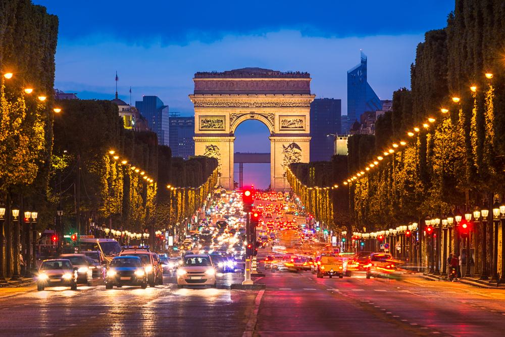 フランス パリで1か月の短期語学留学