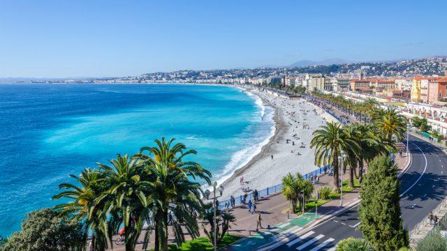 フランス ニースで6か月の長期語学留学