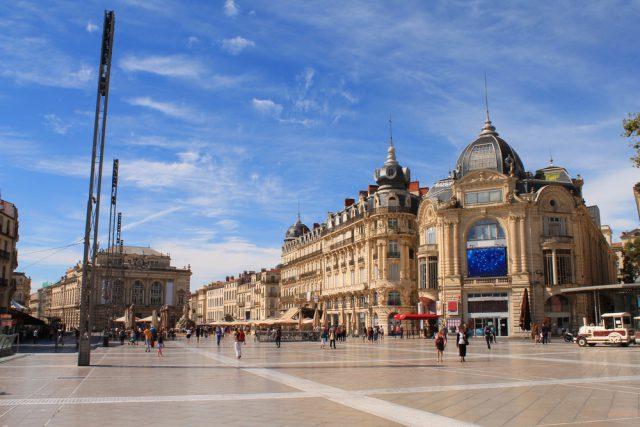 フランス モンペリエで6か月の長期語学留学