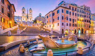 イタリアで短期語学留学