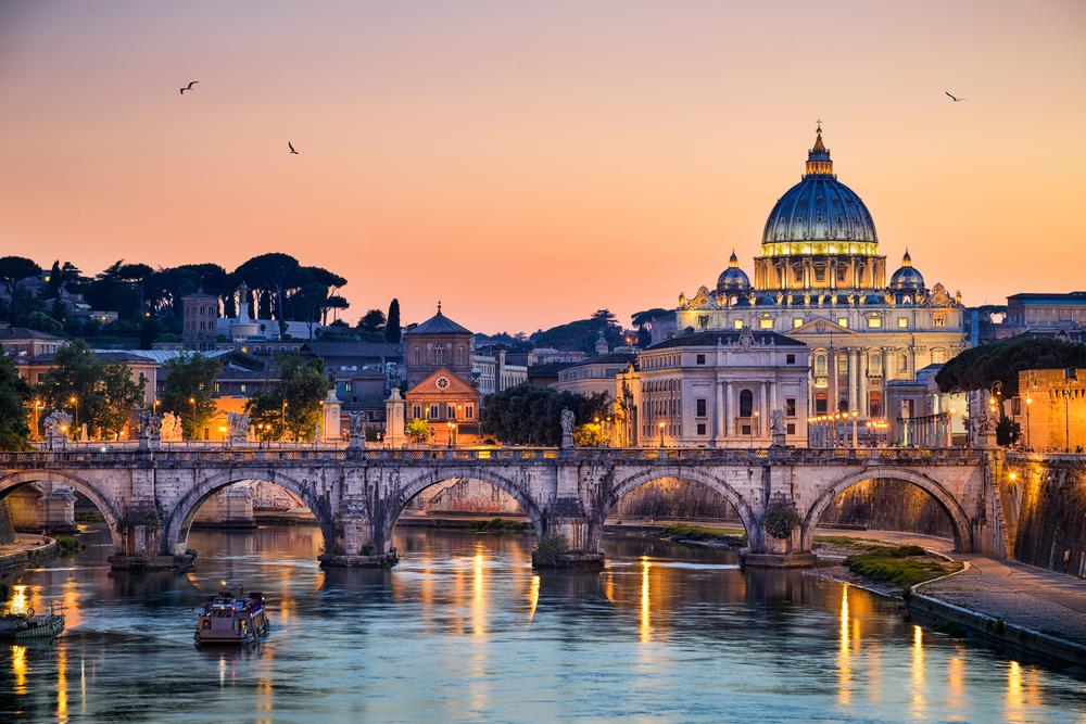 イタリア ローマで1か月の短期語学留学