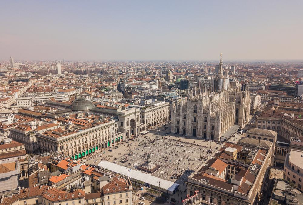 イタリア ミラノで1か月の短期語学留学