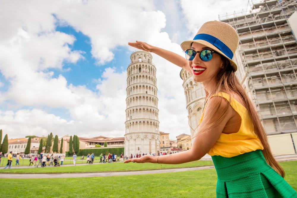 イタリアで1か月の短期語学留学