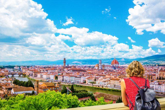 イタリア フィレンツェで6か月の長期語学留学