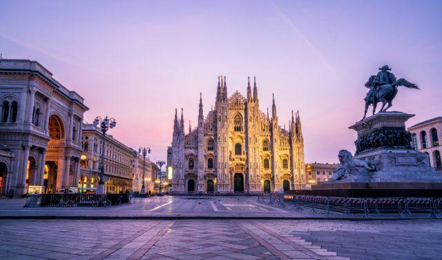 イタリア ミラノで6か月の長期語学留学