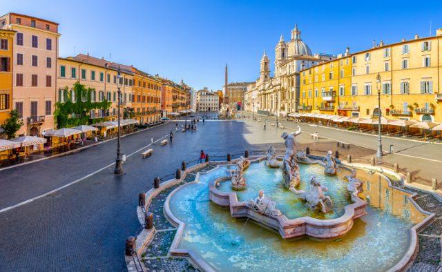 イタリア ローマで6か月の長期語学留学
