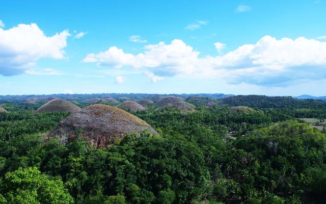 フィリピン セブ島でボホール島観光