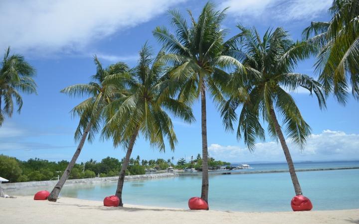 フィリピン マクタン島での語学留学