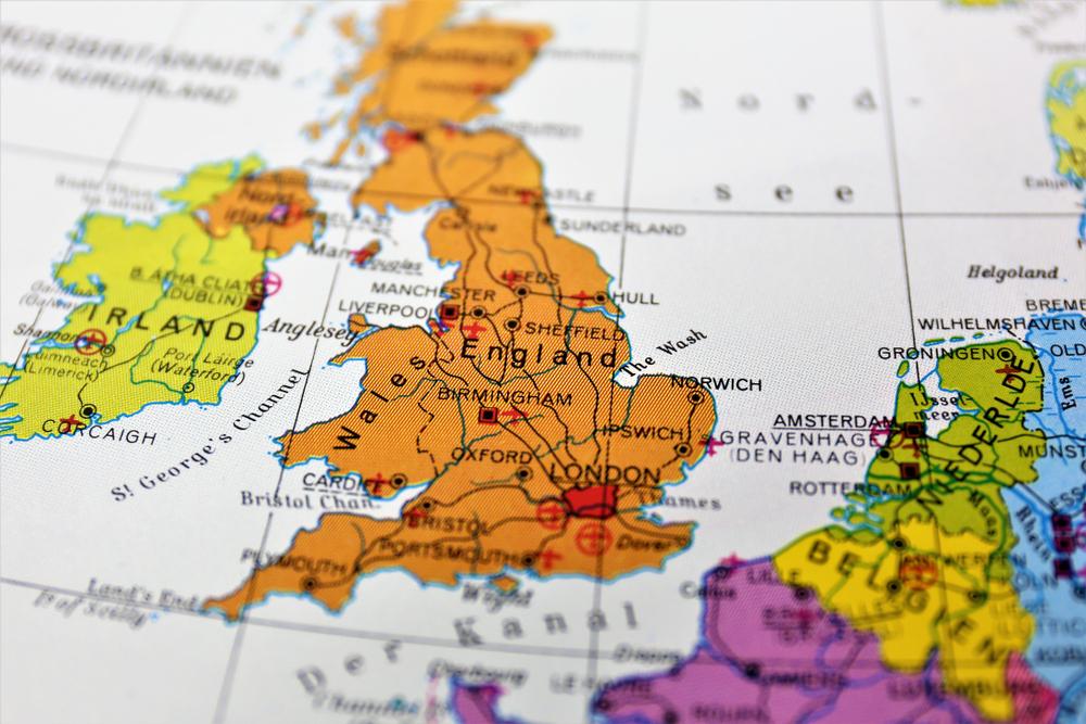 イギリス留学の都市