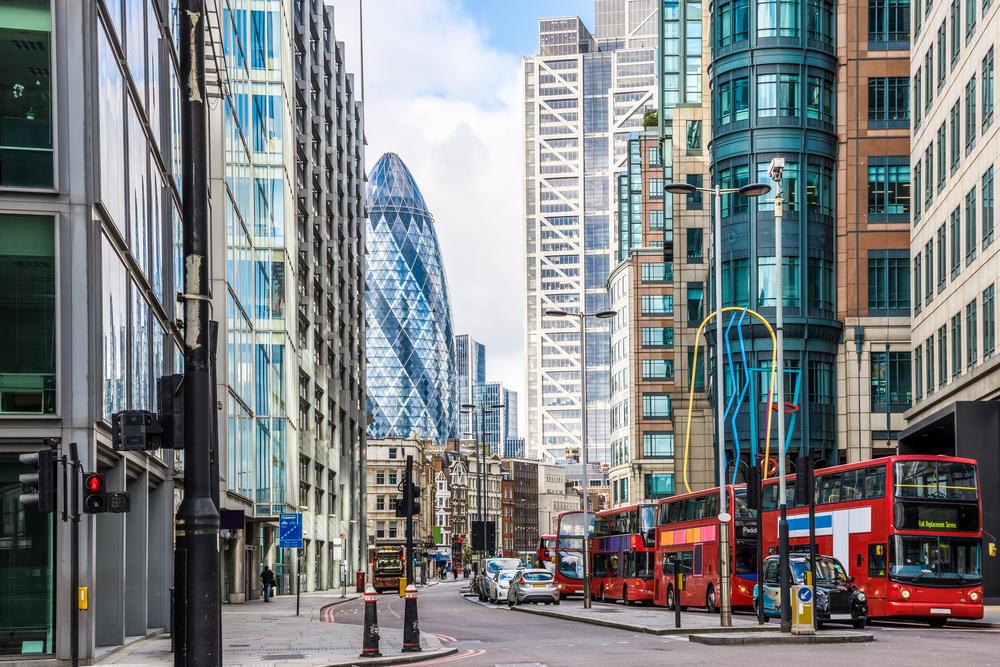 イギリスロンドン留学