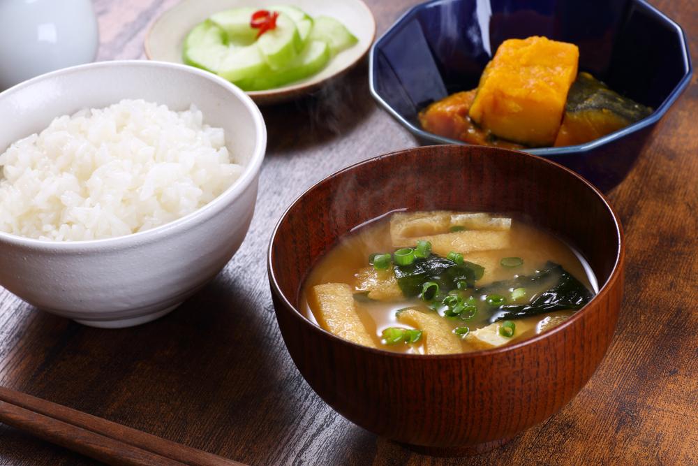 留学に持っていく日本食