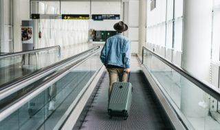 留学のスーツケース