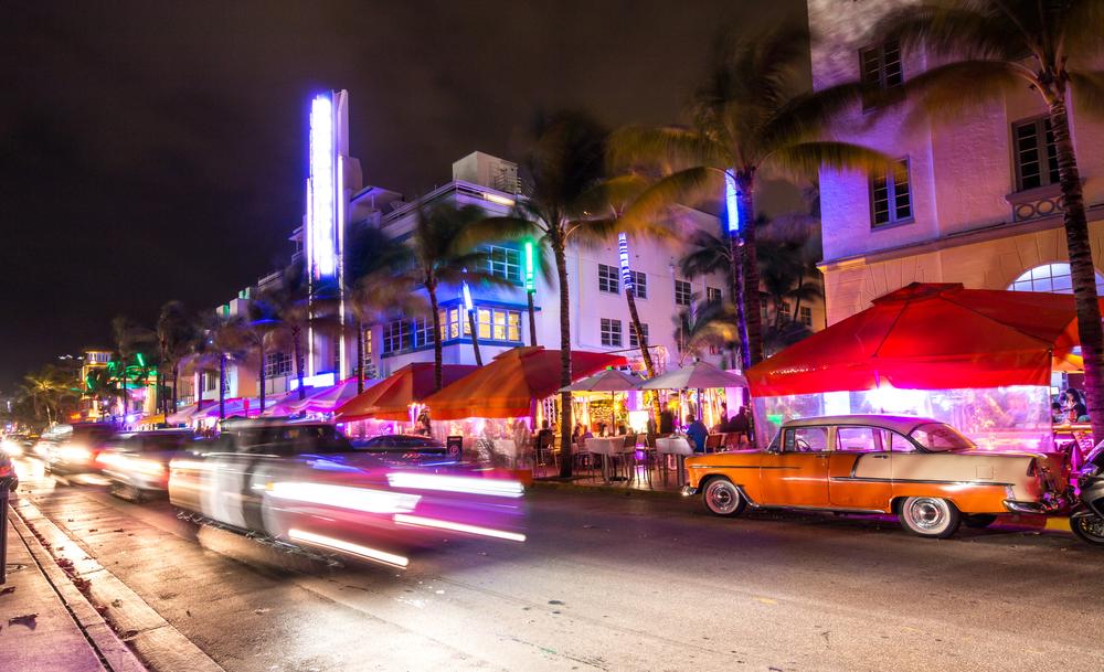 アメリカ マイアミのクラブ