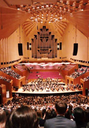 シドニーのオペラハウス