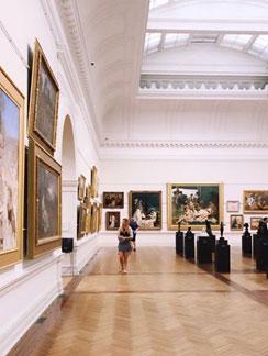シドニーのニューサウスウェールズ州立美術館
