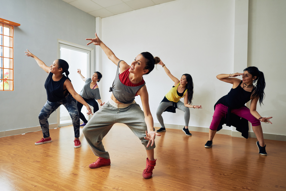 カナダでダンスのスポーツ留学