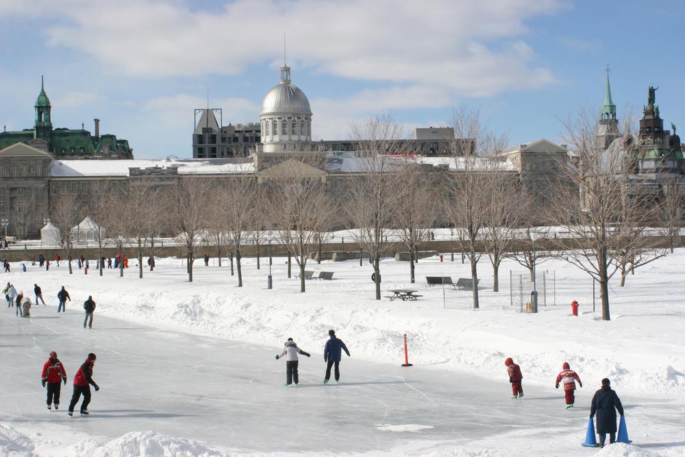 カナダ モントリオールの気候