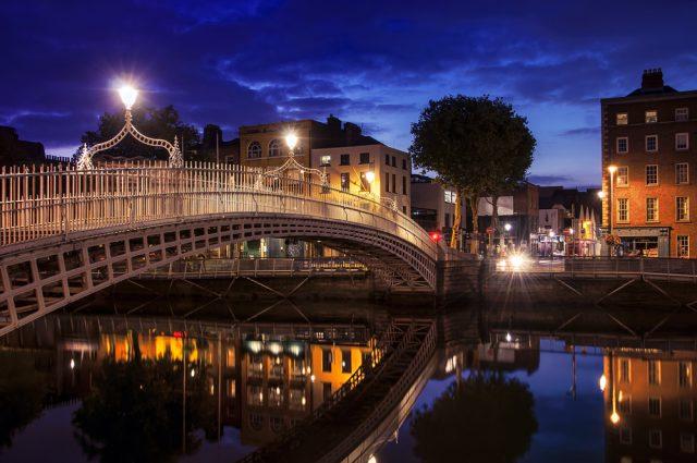 アイルランド ダブリンで1年間の長期語学留学