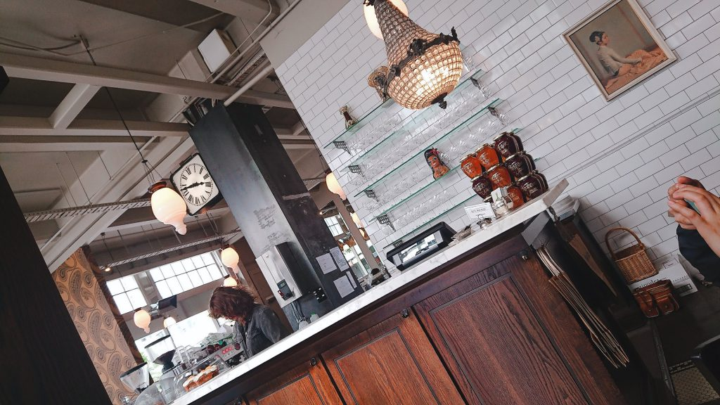 ニュージーランドのカフェFloriditas