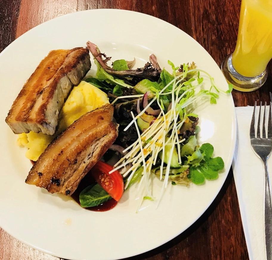 ニュージーランドのレストランHotel Bristol