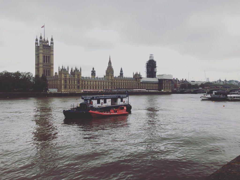 イギリス留学で見たビッグベン