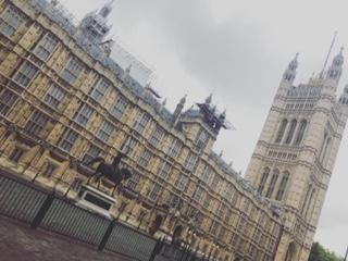 イギリス留学中の観光