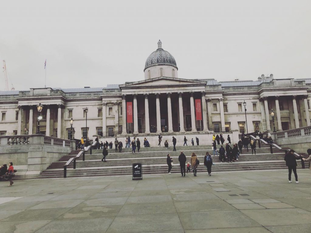 イギリス留学で行きたいスポット