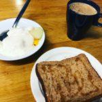 イギリス留学 パンとコーヒが美味しい!