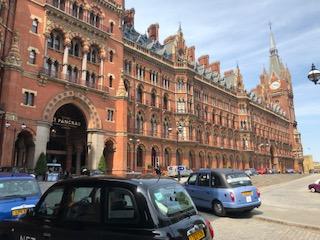 イギリスのルネッサンスホテル