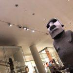 イギリス留学中に、いざ大英博物館へ