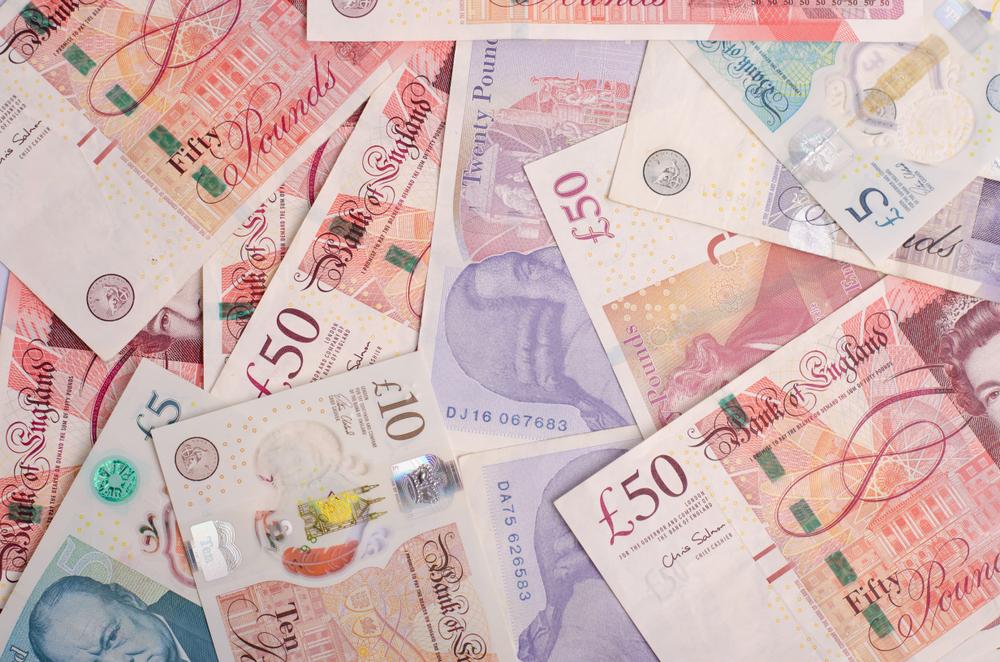 イギリス留学中のお金