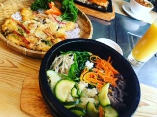 イギリス留学中に食べた韓国料理