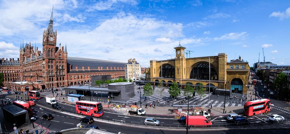 イギリス ロンドン キングスクロスで留学