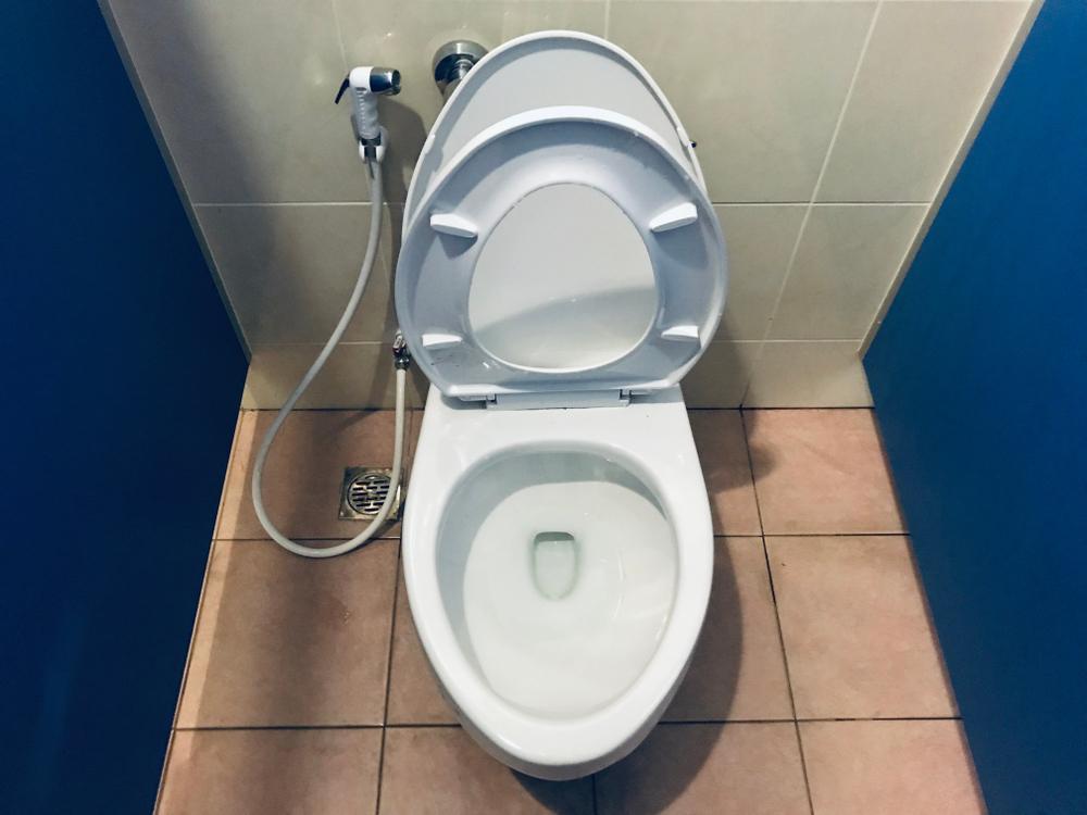 イギリスのトイレ事情
