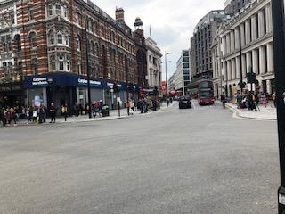 イギリス トッテナムコート・ストリート