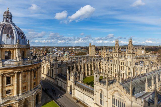 イギリス オックスフォードで1年間の長期語学留学