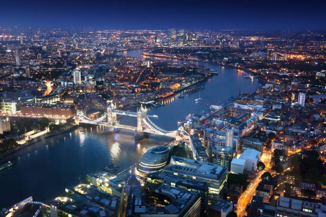 イギリス ロンドンで1年間の長期語学留学