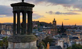 スコットランド エディンバラで大学院留学