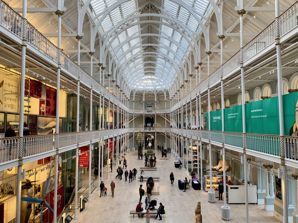 スコットランド国立博物館