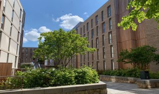 イギリス大学院留学での滞在先
