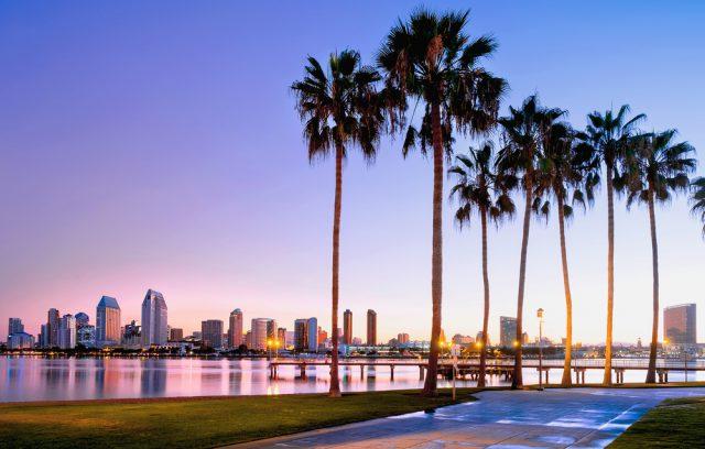 アメリカ サンディエゴで1年間の長期語学留学