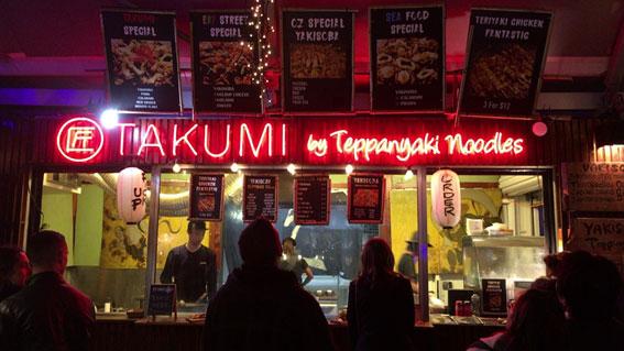 オーストラリア ブリスベンの日本食店